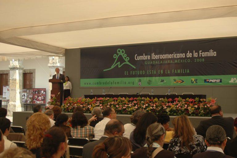 I Cumbre Iberoamericana de la Familia - Jalisco